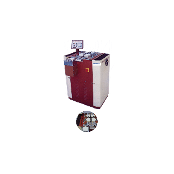 4-Wheel Edge Grinding Machine