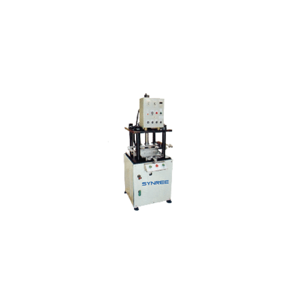 4-Column oil pressure hot stamping machine